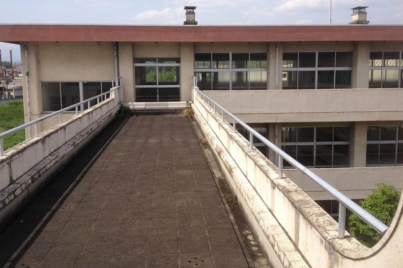 旧足利西高校