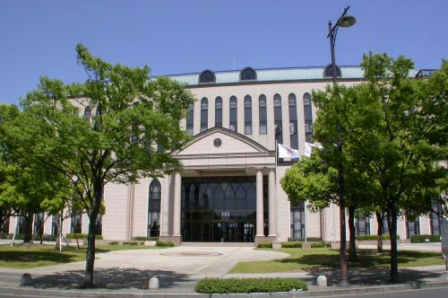 越谷中央市民会館