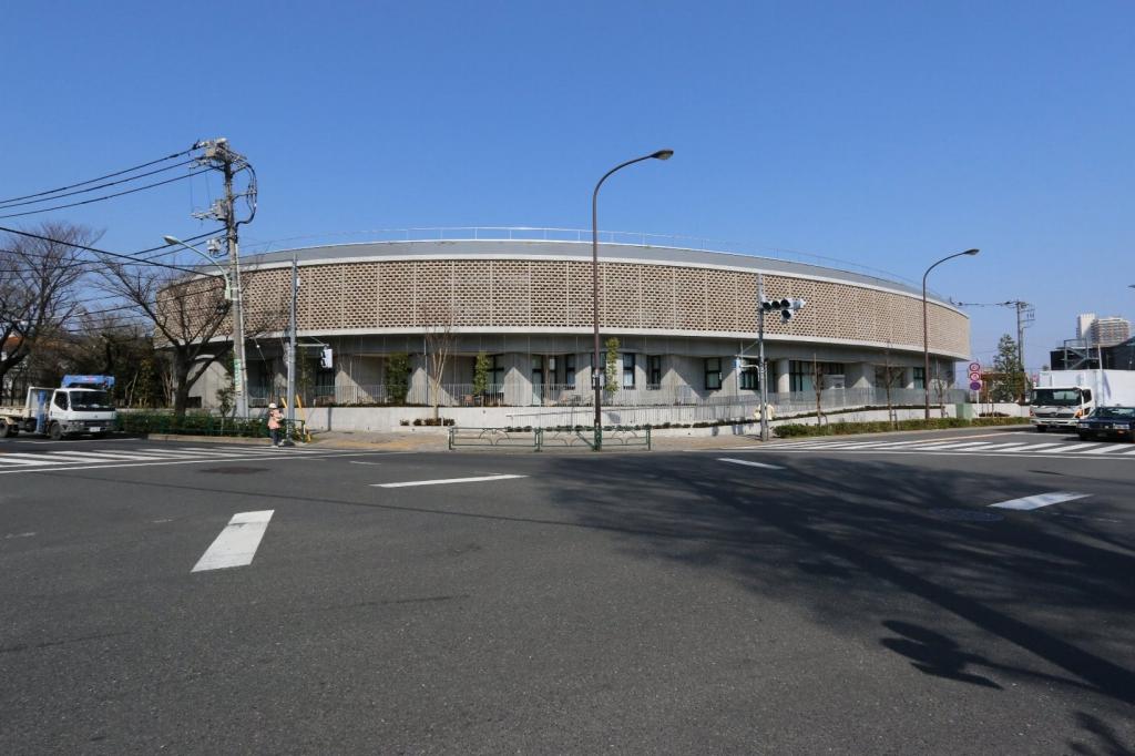 小金井市立図書館貫井北分室1