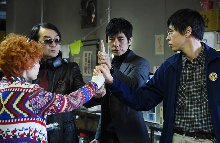 名探偵明智小五郎