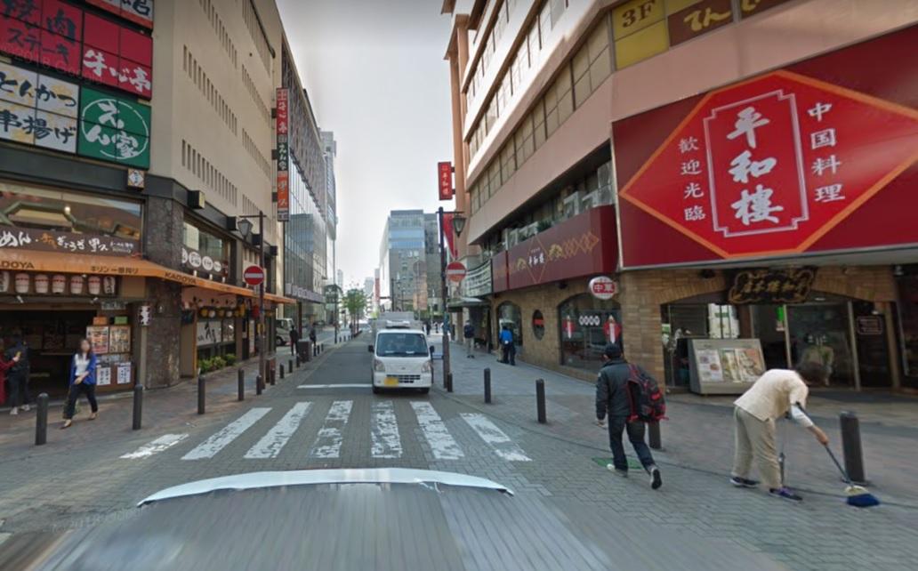 新天町商店街
