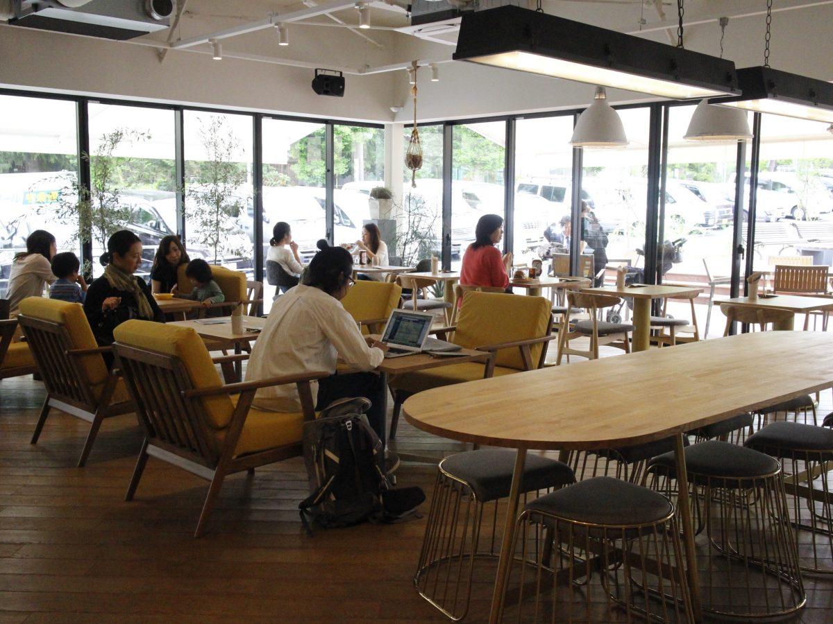 ピープルワイズカフェ