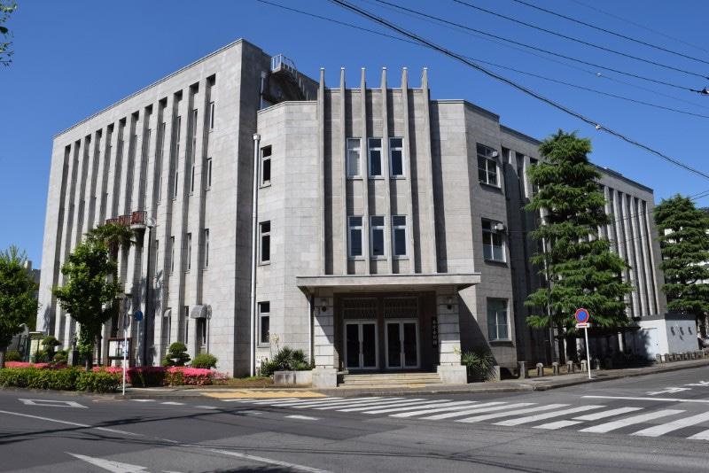 足利市役所本庁舎 別館
