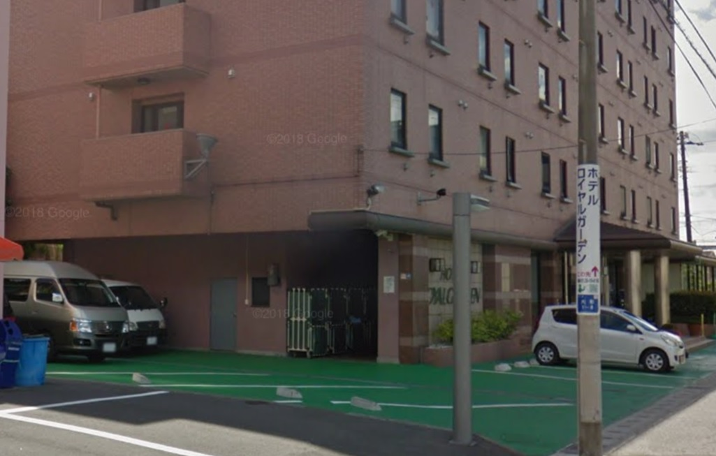 ホテルロイヤルガーデン木更津
