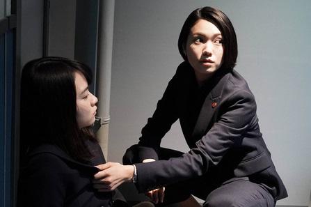 ストロベリーナイト・サーガ,4話