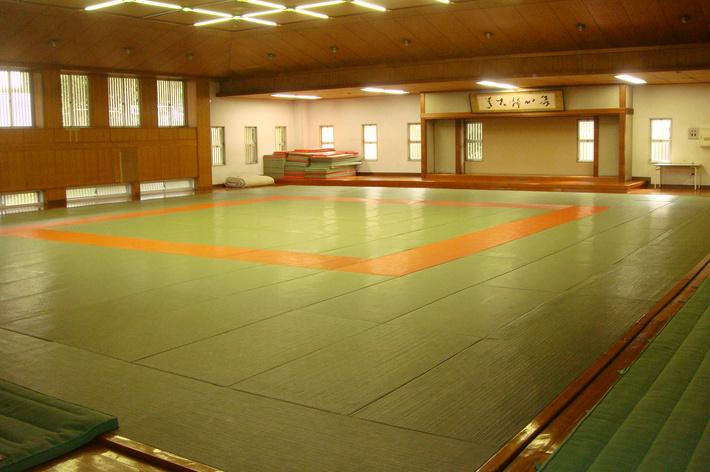 松戸運動公園 武道館