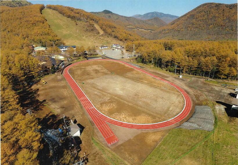 湯の丸高原陸上競技場