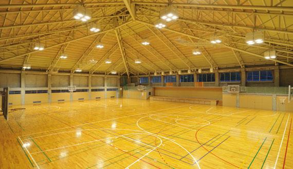 明星大学体育館