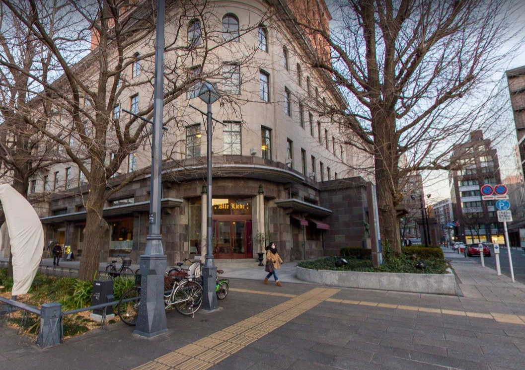 アルベリーテ横浜本店