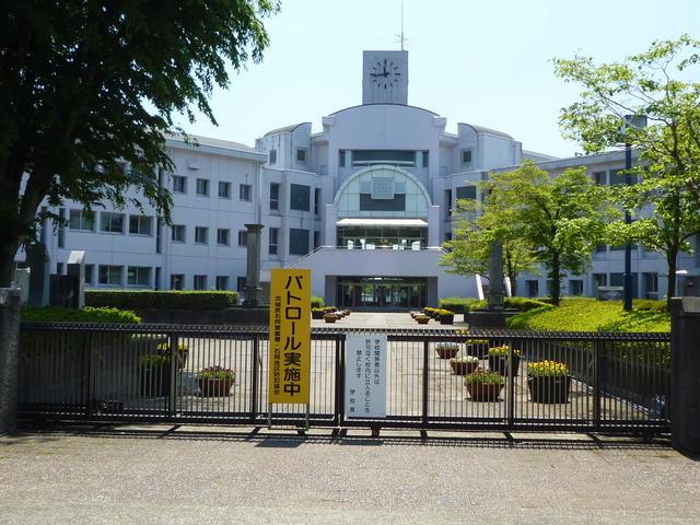 茨城県立中央高校