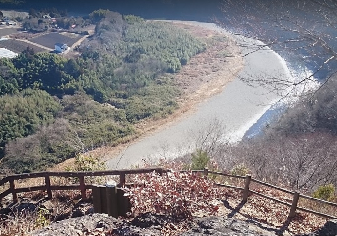 鎌倉山展望台
