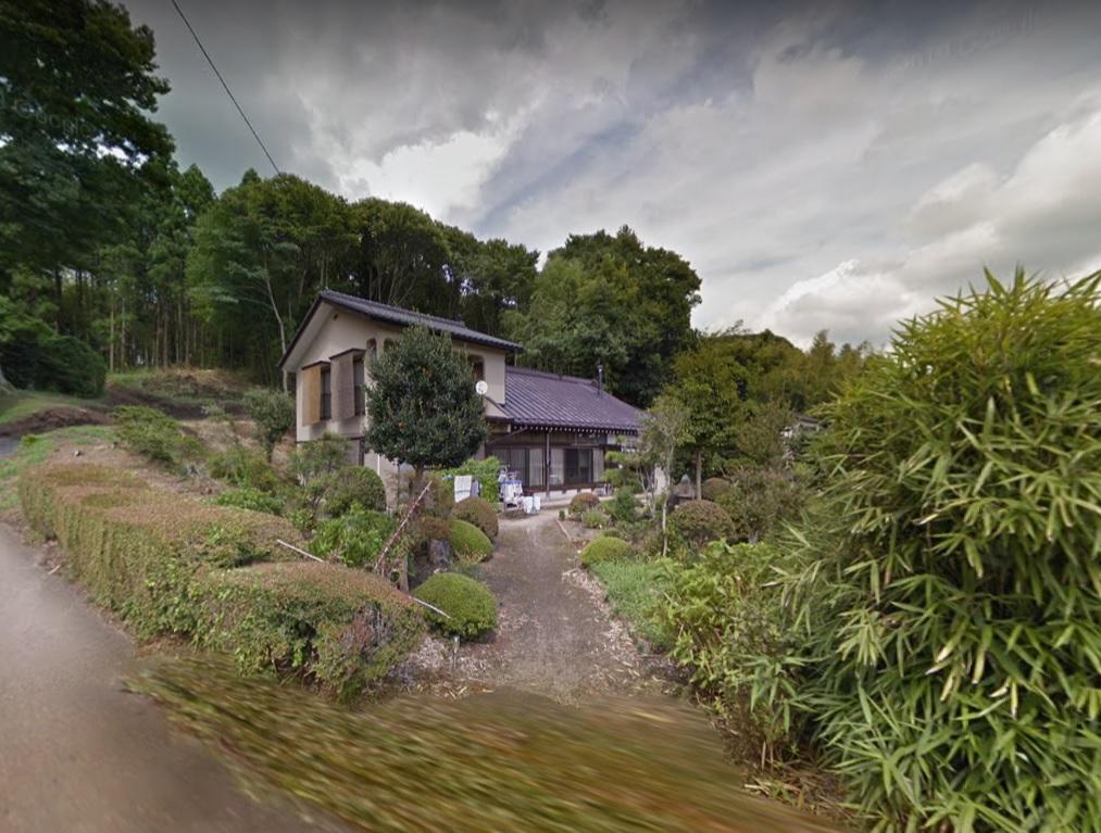 茂木町の住宅