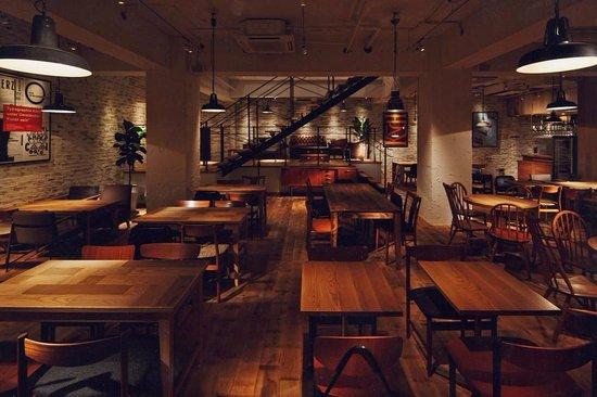 渋谷のJINNAN CAFE(ジンナンカフェ)