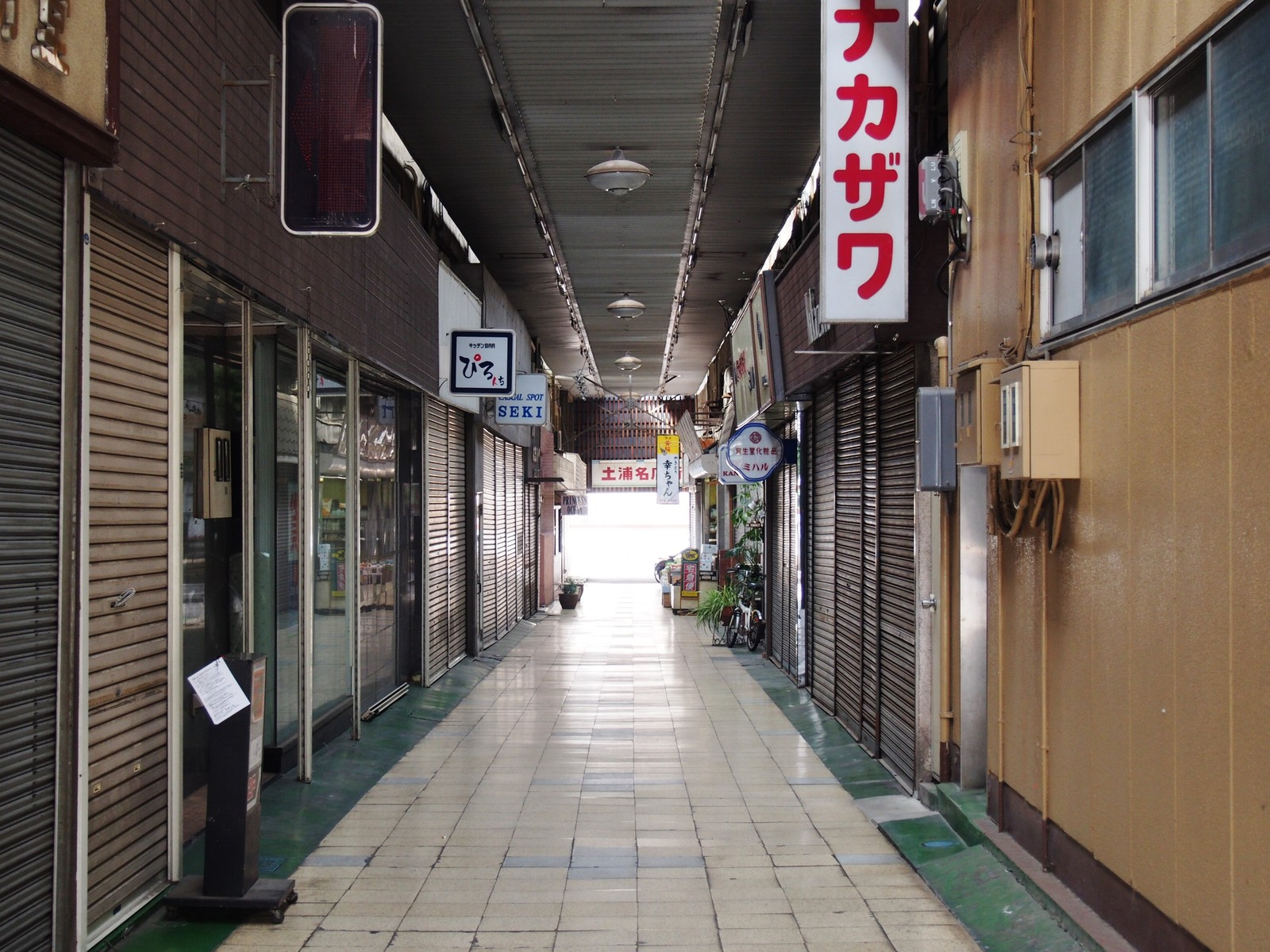 土浦名店街