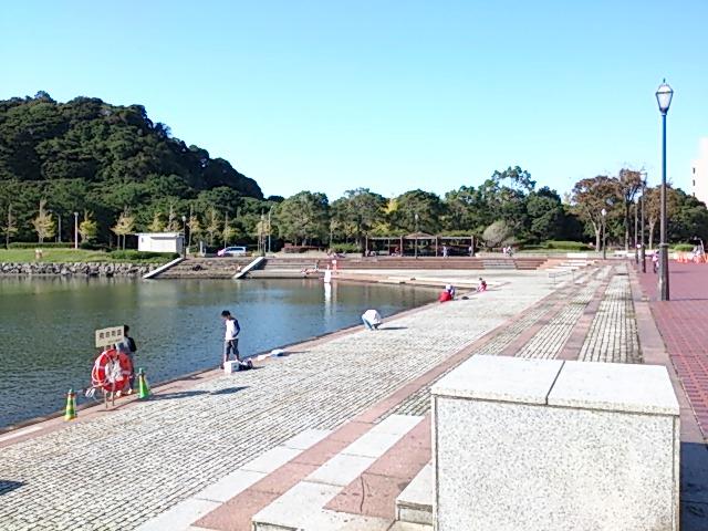 富岡並木ふなだまり公園