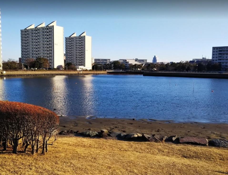 富岡並木ふなだまり公園1
