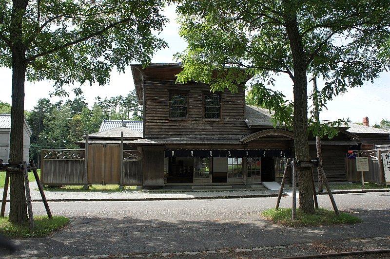 旧武井商店酒造部