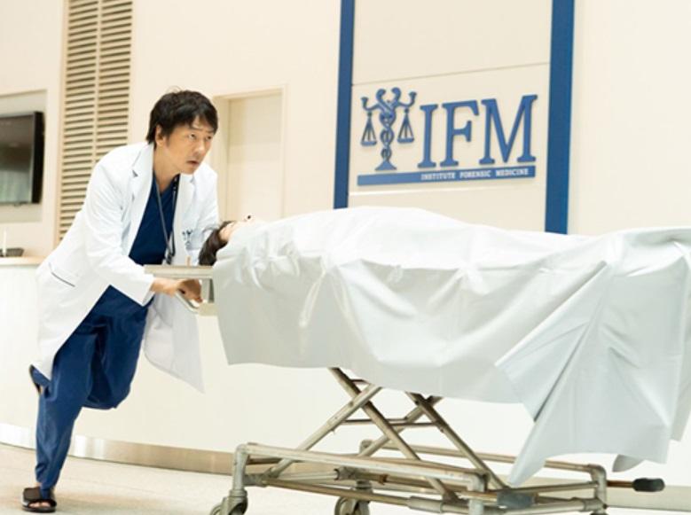 サイン-法医学者 柚木貴志の事件,1話