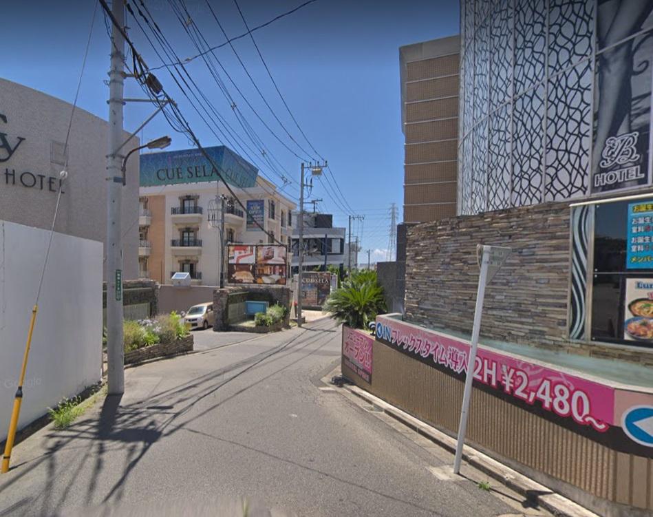 横浜町田インターチェンジのラブホテル