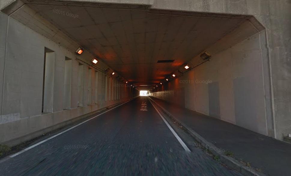 トンネル,東京アクアライン