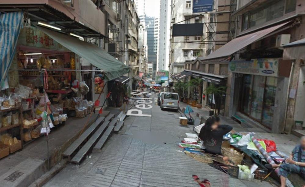 香港,セントラル