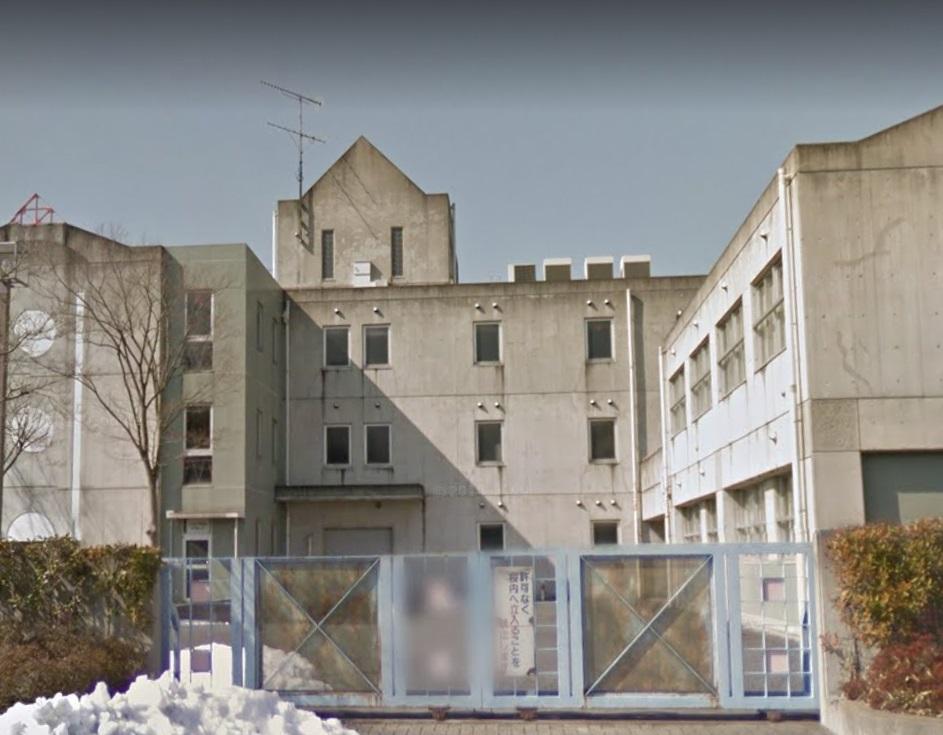 小川町立旧上野台中学校