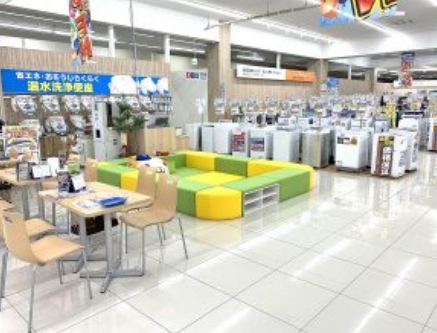 ノジマフレスポ稲毛店