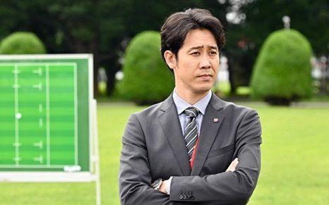 ノーサイド・ゲーム,4話