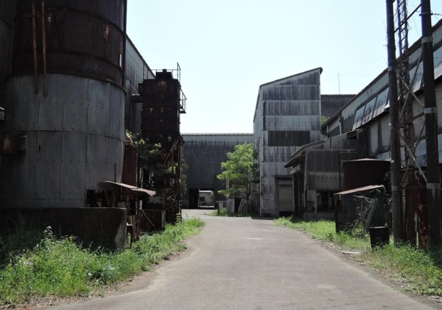東洋熱工業株式会社 吉井工場跡