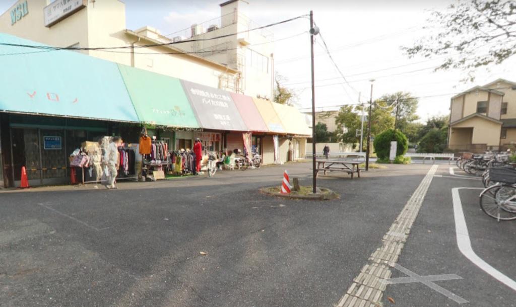 滝山中央商店街