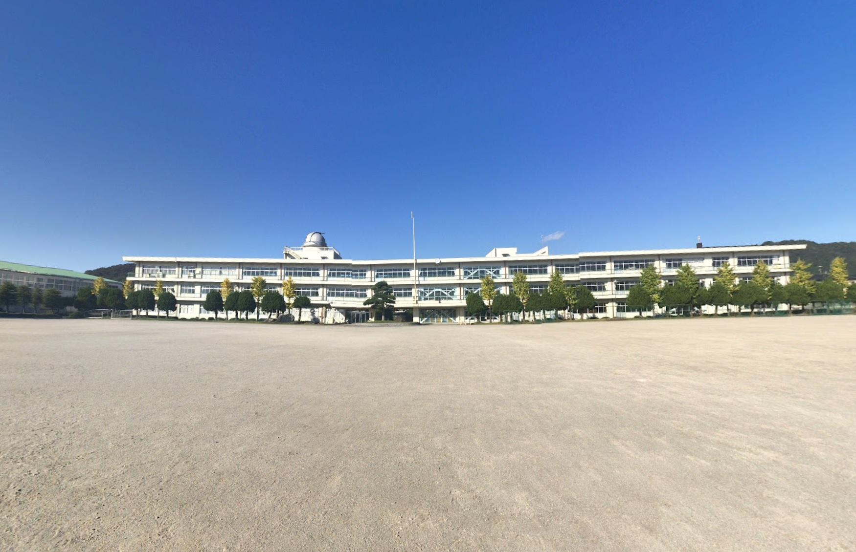 筑波東中学校
